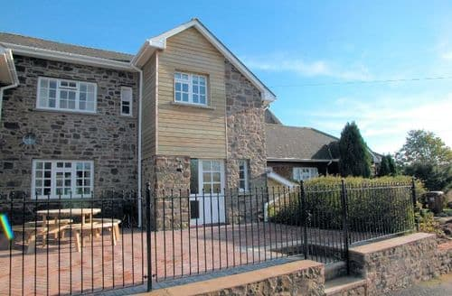Last Minute Cottages - Superb Crediton Cottage S8921