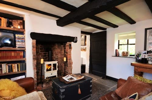 Last Minute Cottages - Stunning Ludlow House S70683