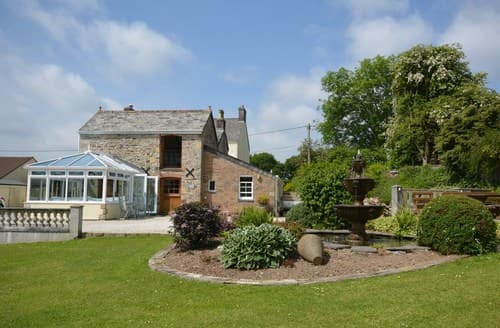 Last Minute Cottages - Gorgeous Callington Cottage S7053