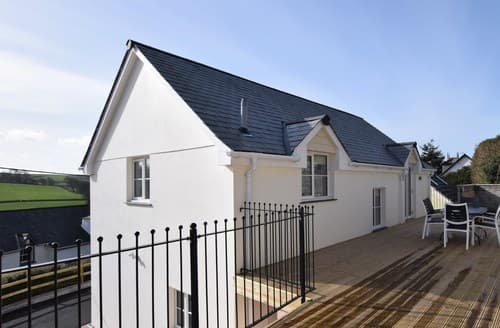 Last Minute Cottages - Cosy Barnstaple House S73267
