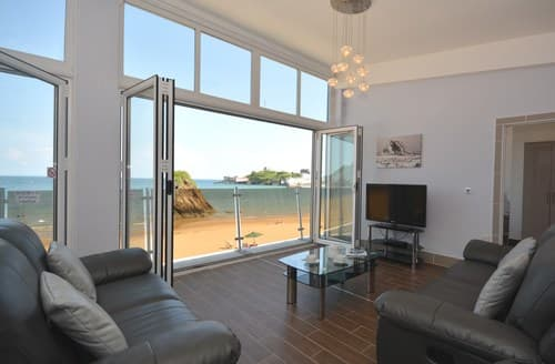 Big Cottages - Tasteful Tenby Apartment S104282