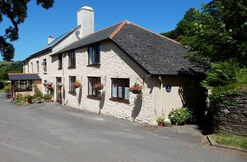 Last Minute Cottages - Captivating Ivybridge Cottage S8610