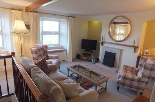 Last Minute Cottages - Wonderful Polruan House S113745