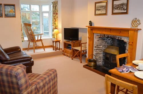 Last Minute Cottages - Gorgeous Polruan Cottage S113747