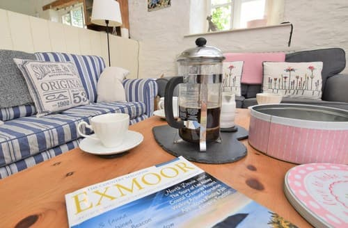 Last Minute Cottages - Superb Barnstaple Cottage S8076