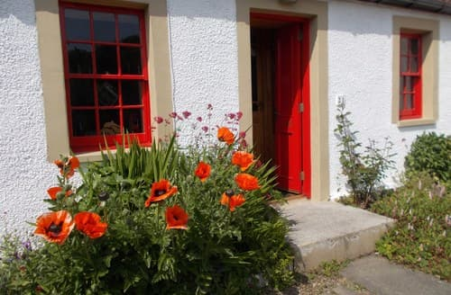 Last Minute Cottages - Delightful Dunfermline Cottage S7317