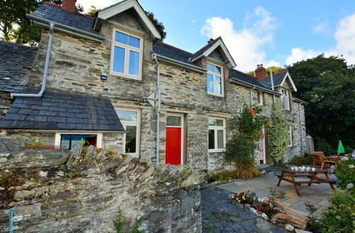 Last Minute Cottages - Stunning Arthog House S121044