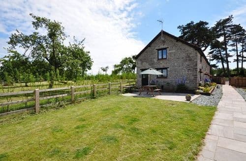 Big Cottages - Delightful North Curry Barn S7686