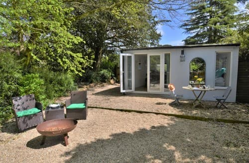 Last Minute Cottages - Beautiful Beaminster Bungalow S43567