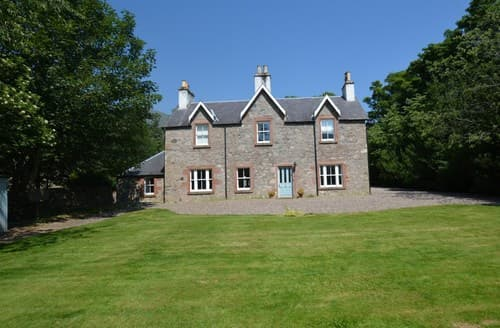 Big Cottages - Charming Kirriemuir House S101319
