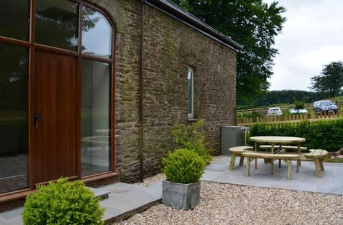 Last Minute Cottages - Beautiful Taunton Barn S46161