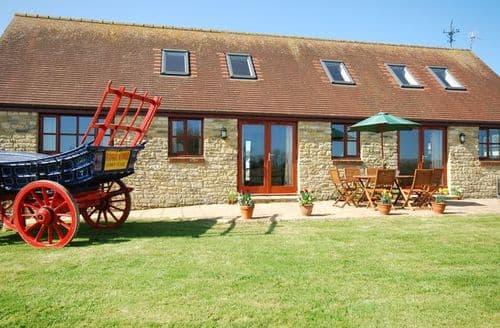 Last Minute Cottages - Beautiful Gillingham Barn S8393