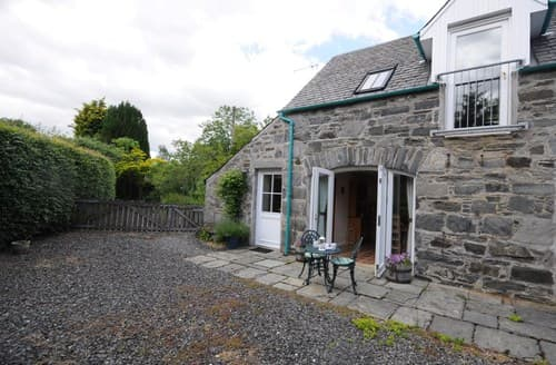 Last Minute Cottages - Cosy Aberfeldy Cottage S92371