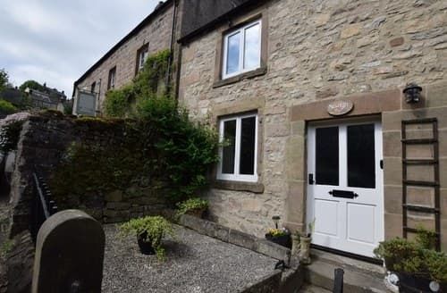 Last Minute Cottages - Superb Matlock Cottage S90754