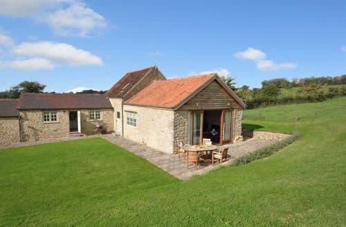 Last Minute Cottages - Inviting Wincanton Barn S8488