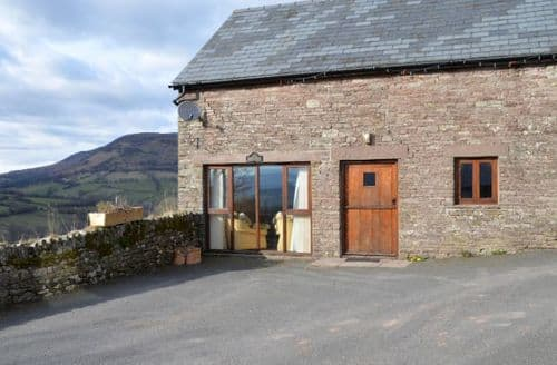 Last Minute Cottages - Delightful Crickhowell Cottage S7004