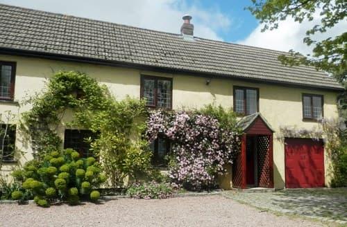 Last Minute Cottages - Tasteful Winkleigh House S7703