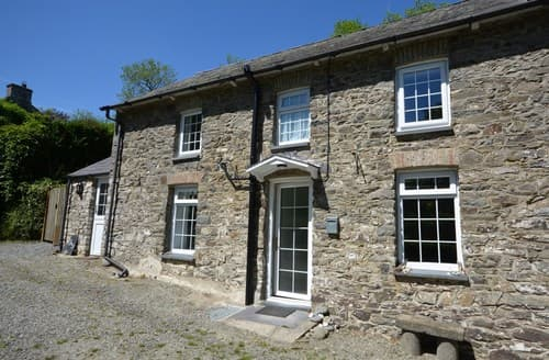 Last Minute Cottages - Lovely New Quay Cottage S82799