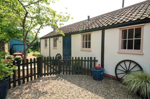 Last Minute Cottages - Exquisite Aylsham Cottage S114463
