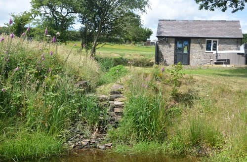 Last Minute Cottages - Charming Knighton Barn S81881