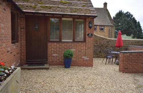 Last Minute Cottages - Stunning Banbury Barn S77298