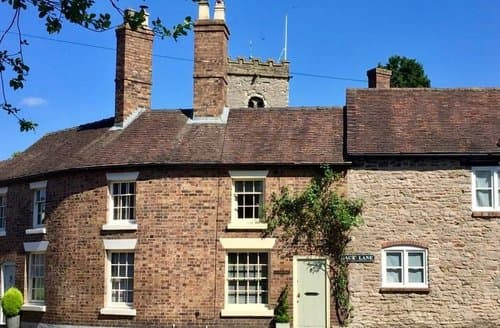 Last Minute Cottages - Luxury Much Wenlock Cottage S121045
