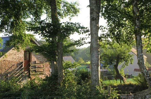 Last Minute Cottages - Quaint South Molton Barn S93372