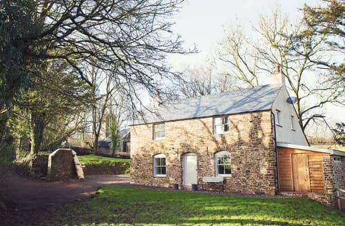 Last Minute Cottages - Delightful Chepstow Cottage S45954