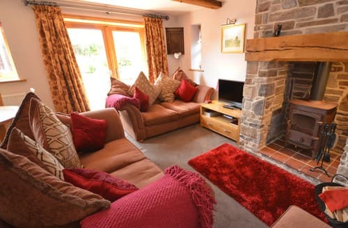 Last Minute Cottages - Superb Telford Cottage S7520