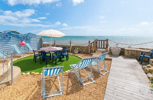 Last Minute Cottages - Excellent Bonchurch Cottage S101432