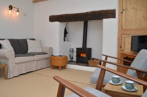 Dog Friendly Cottages - Cosy South Molton Cottage S89053