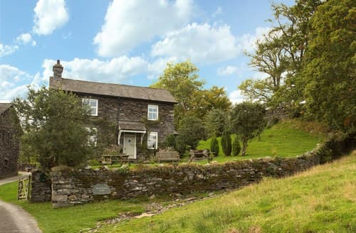 Big Cottages - Delightful Coniston House S94548