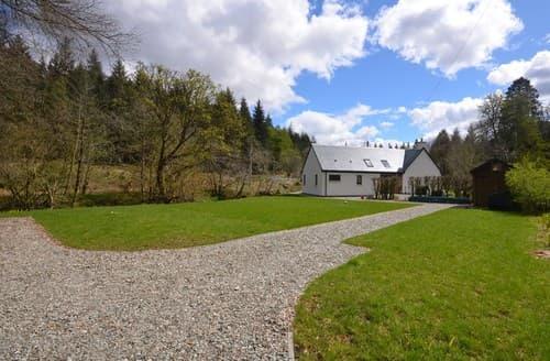 Big Cottages - Delightful Cairndow Cottage S44179