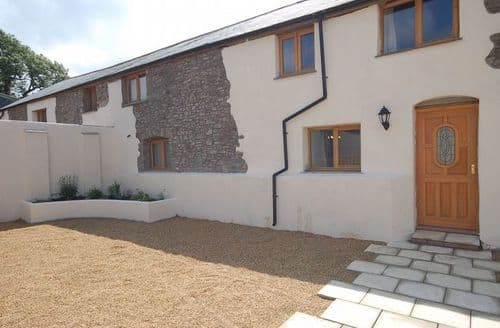 Last Minute Cottages - Beautiful Bude Barn S8229
