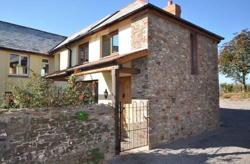 Last Minute Cottages - Exquisite Bideford Cottage S8243