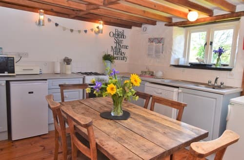 Last Minute Cottages - Splendid Barnstaple Cottage S8073
