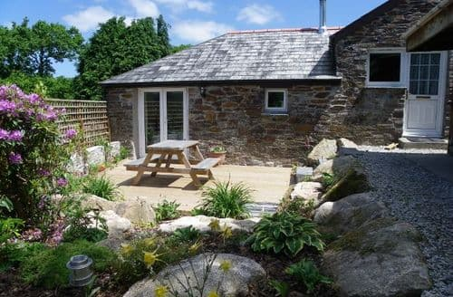 Last Minute Cottages - Inviting Bodmin Barn S8208
