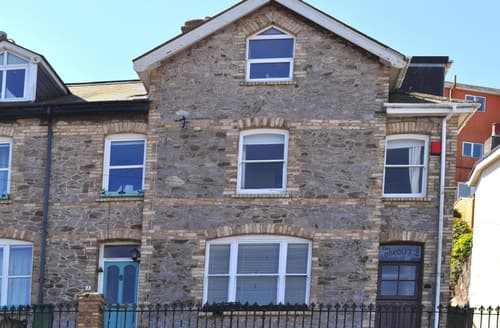 Last Minute Cottages - Beautiful Brixham House S88617