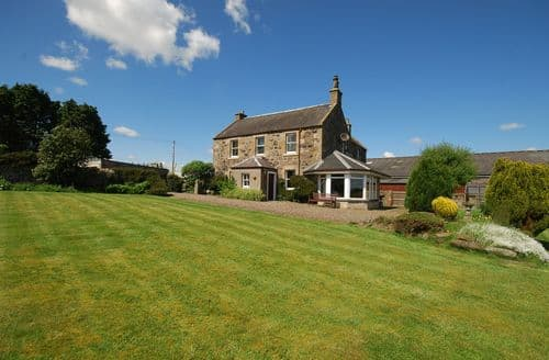 Big Cottages - Superb Lochgelly House S7305