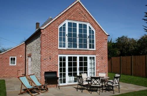 Last Minute Cottages - Superb Norwich House S73270