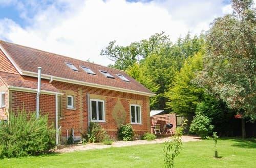 Last Minute Cottages - Splendid Cowes Cottage S101447