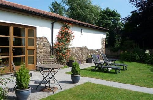 Last Minute Cottages - Lovely South Molton Barn S7689