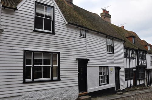 Last Minute Cottages - Attractive Rye Apartment S72576
