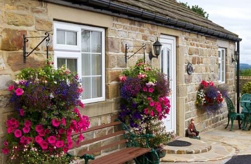 Last Minute Cottages - Captivating Harrogate Cottage S122133