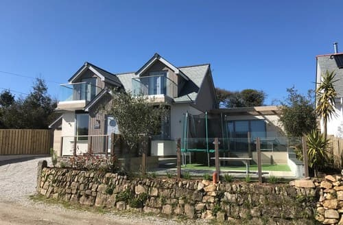 Last Minute Cottages - Beautiful St. Ives House S87081