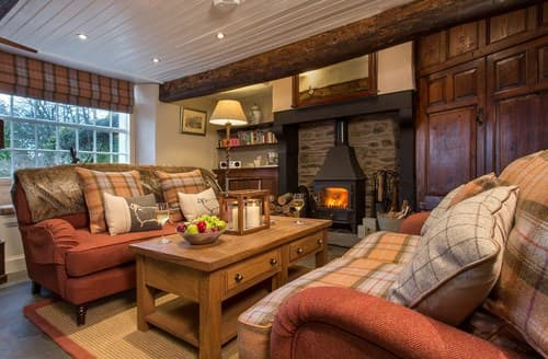 Last Minute Cottages - Adorable Grange Over Sands Cottage S94533