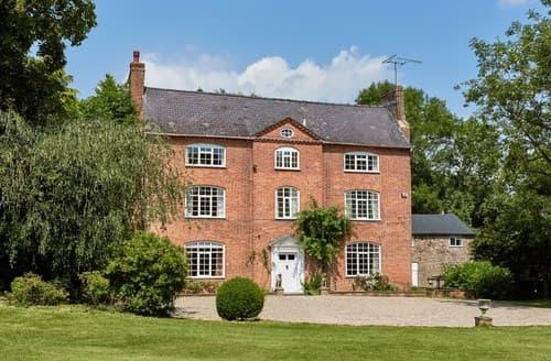 Last Minute Cottages - Splendid Kington House S122140