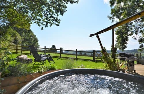 Last Minute Cottages - Beautiful St. Austell Log Cabin S96870