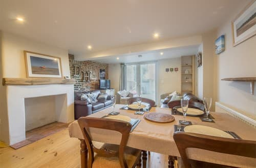 Last Minute Cottages - Luxury Wells Next The Sea Cottage S114580