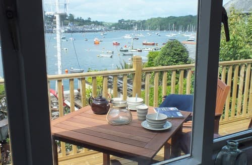 Last Minute Cottages - Tasteful Polruan Cottage S113769